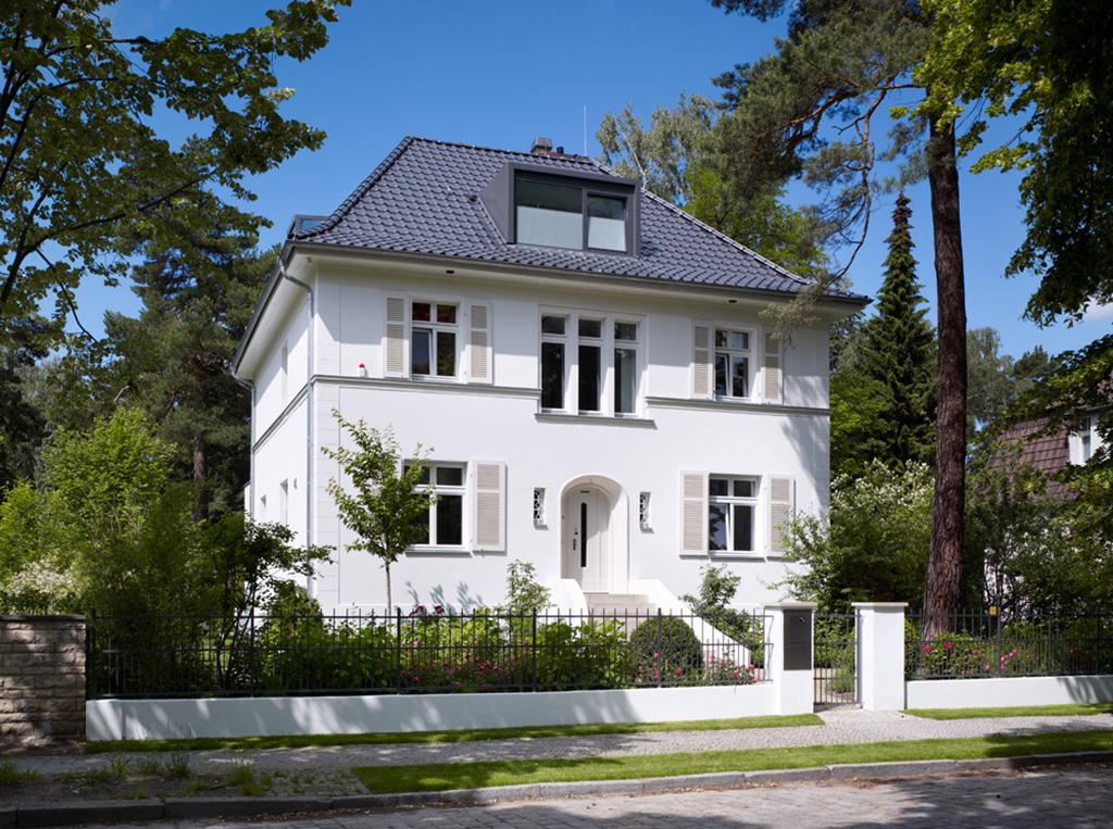Ahrenshooper zeile axthelm rolvien for Architektur 20er